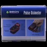 เครื่องวัดระดับออกซิเจนในเลือดและอัตราการเต้นของหัวใจ Pulse Oximeter ยี่ห้อ AEON Technology