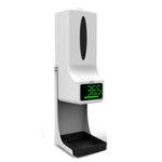 เครื่องวัดอุณหภูมิพร้อมจ่ายเจล MT-K9pro